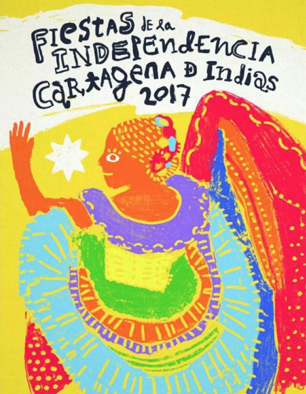 Fiestas De La Independencia De Cartagena De Indias 2017 [CARTAGENA DE INDIAS]