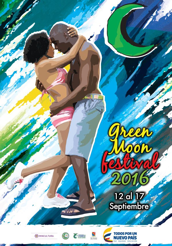 Green Moon Festival 2016 [SAN ANDRES]