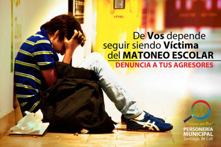 NO al Matoneo!!! / Stop Bullying!!!