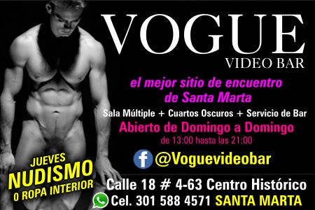 Vogue Video Bar [SANTA MARTA]