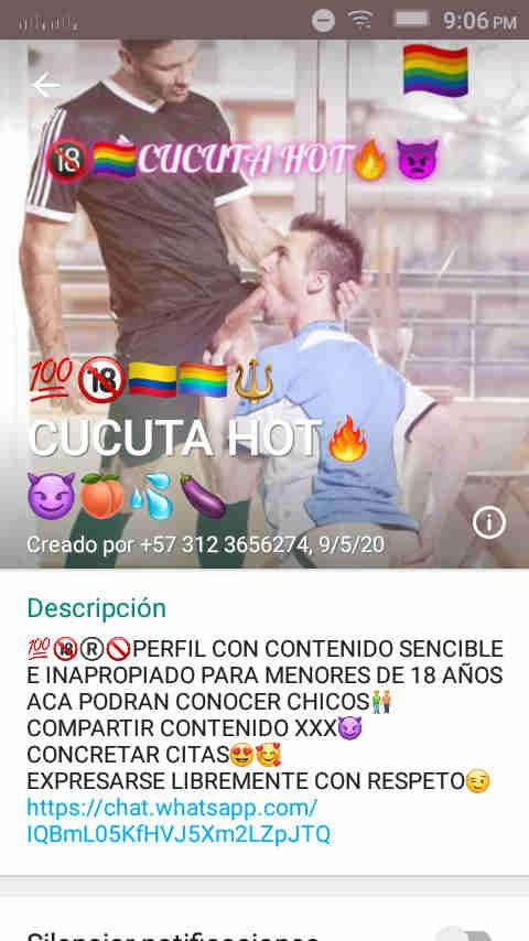 Gay chat whatsapp